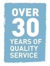 Over 30 years of Quality Service